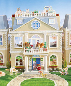 calico critters manor