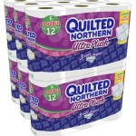 Thumbnail image for Quilted Northern Ultra Plush Bath Tissue for $0.47 Per Roll Shipped