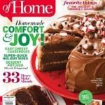 Thumbnail image for Taste of Home Magazine Subscription Deal   1 Year for $6.25