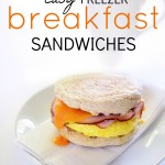 Thumbnail image for Easy Freezer Breakfast Sandwich Recipe