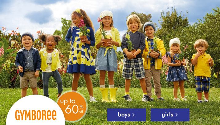 gymboree sale zulily