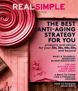 real simple magazine subscription deal