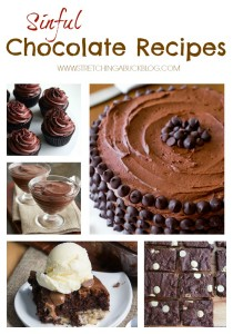 chocolate recipes to try