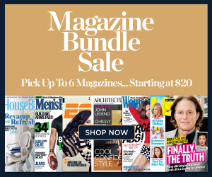 best magazine subscription deals