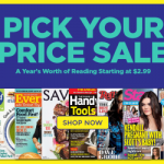 Thumbnail image for Magazine Subscription Deals| Weight Watchers for $4.99, Martha Stewart Living $9.99 + More
