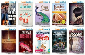 10 Free Kindle Books 3-29-15