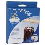 Thumbnail image for Twirl-A-Tie Tie Rack for $1.81 Shipped