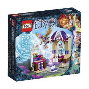 lego elves creative workshop