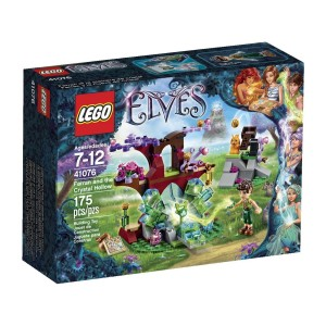 lego elves crystal hollow