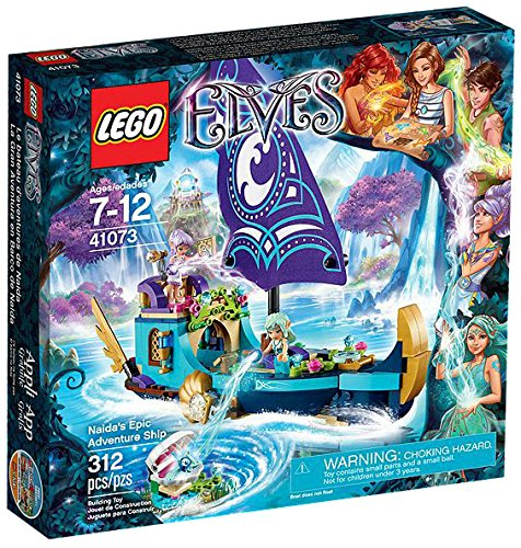 lego elves epic adventure ship