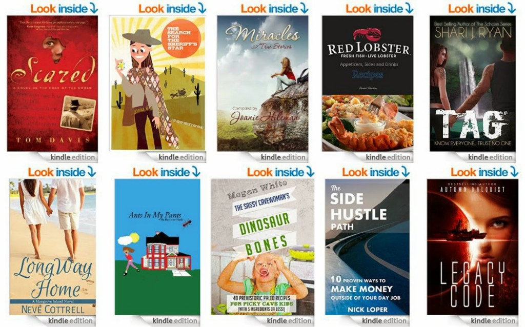 10 Free Kindle Books 4-10-15