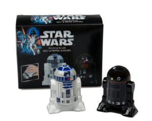 star wars salt and pepper shakers