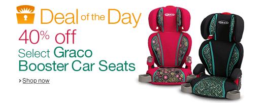 graco booster seat sale