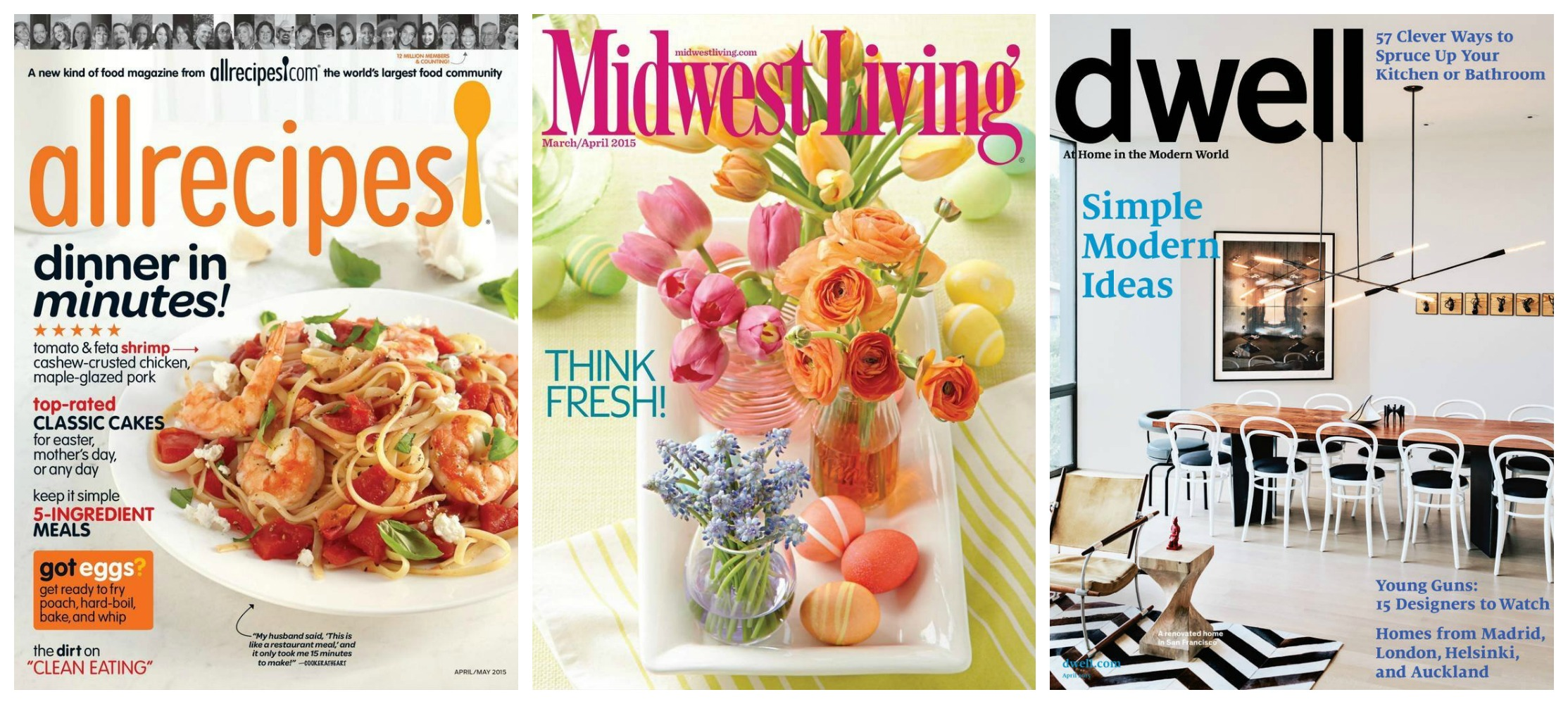 all recipes and midwest living magazine deals - stretching a buck