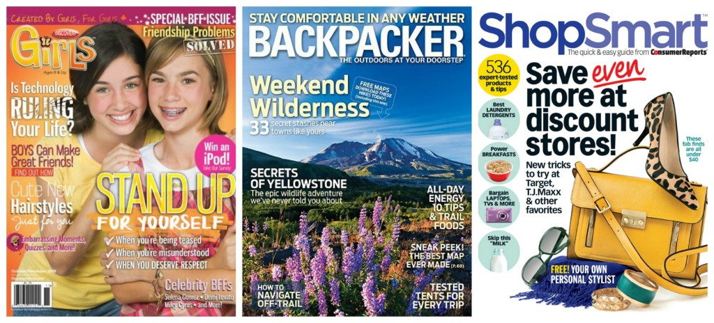backpacker magazine deals