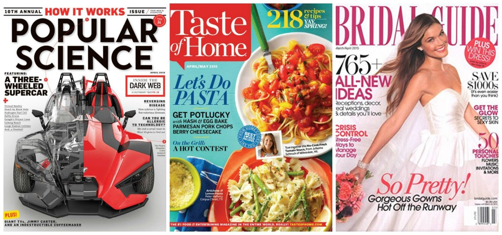 best deal magazine prices