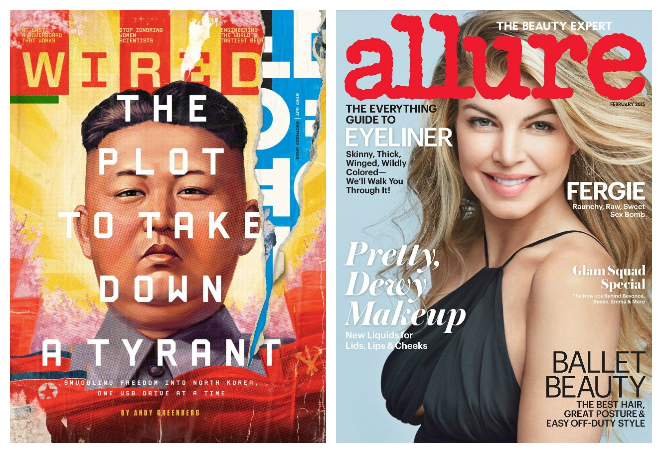 Wired and Allure Magazine Deals - Stretching a Buck | Stretching a ...