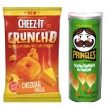 Thumbnail image for New Cheez-It Chrunched Buy 1 Get Pringles for FREE Coupon Deal at Target
