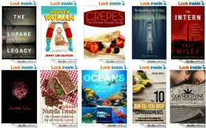 10 Free Kindle Books 5-8-15