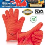 Thumbnail image for Heat Resistant Silicone BBQ Gloves for $16.75