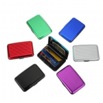 Thumbnail image for Aluminum Credit Card Holder for $2.51 Shipped