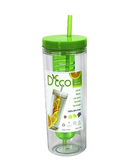 fruit infuser water bottle for shipped stretching a buck stretching a buck. Black Bedroom Furniture Sets. Home Design Ideas