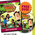 Thumbnail image for FREE What's in the Bible? DVD