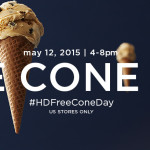 Thumbnail image for Haagen-Dazs Free Cone Day 2015 #HDFreeConeDay
