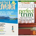 Thumbnail image for Family Handyman and Conde Nast Traveler Magazine Deals
