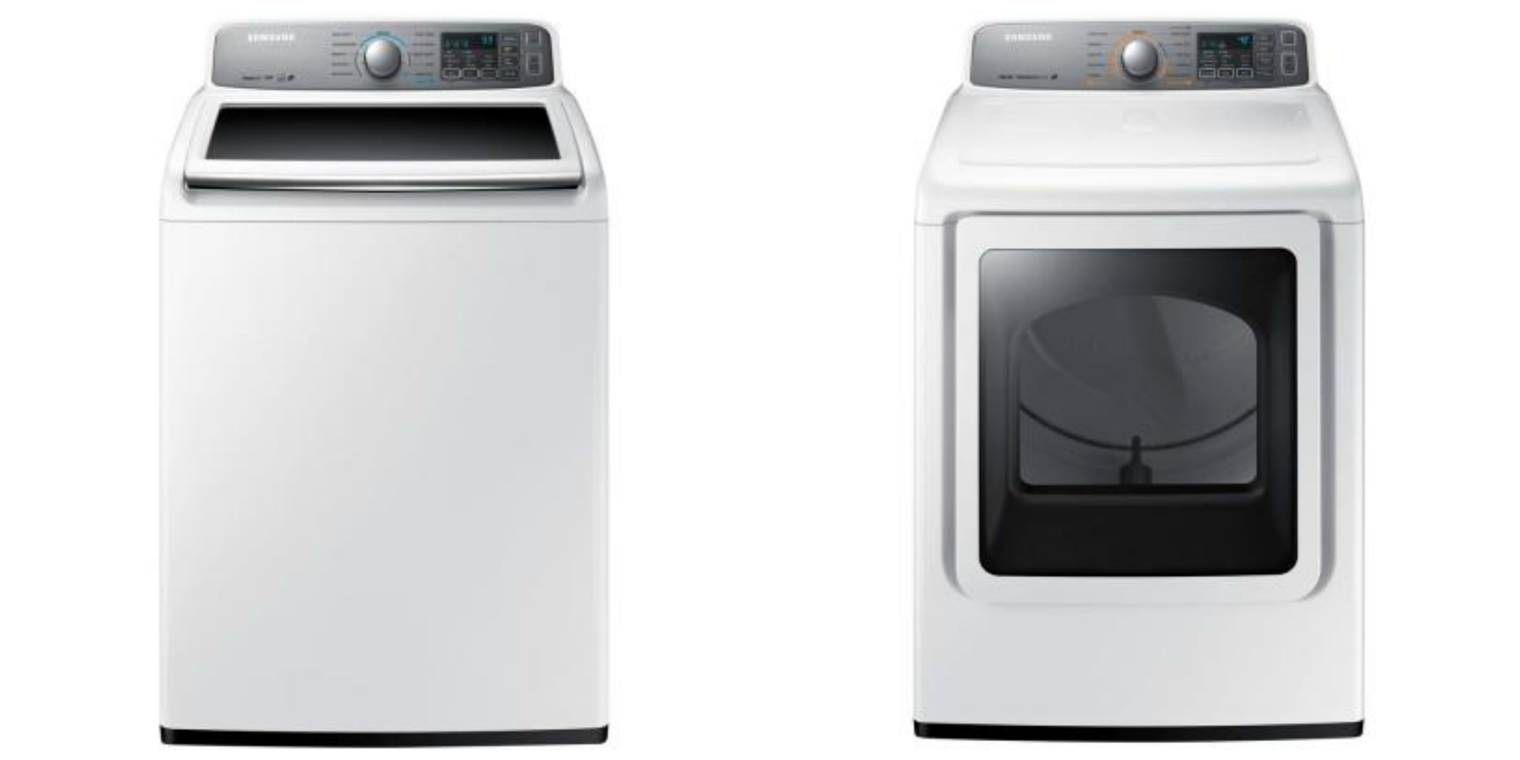 Washer And Dryer ~ Home depot samsung high efficiency washer and dryer sale