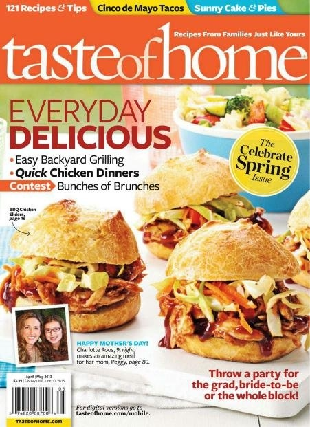 taste of home magazine subscription deal