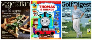 vegetarian times magazine subscription deals