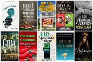 10 Free Kindle Books 6-30-15