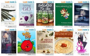 10 Free Kindle Books 6-6-15