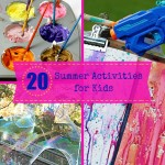 Thumbnail image for 20 Fun Summer Activities for Kids