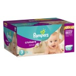 Thumbnail image for Pampers Cruisers Size 3 Diapers for $0.20 Each Shipped
