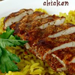 Thumbnail image for Cajun Crusted Chicken Recipe