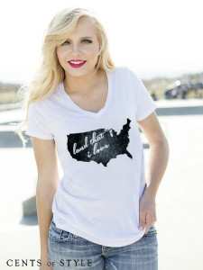 cents of style tee sale