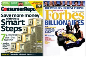consumer reports magazine subscription deal