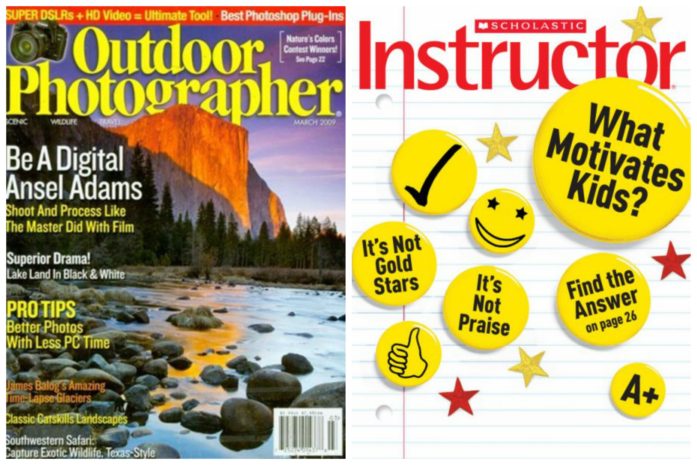 how to get your photography into magazines