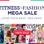 Thumbnail image for Fitness and Fashion Magazine Subscription Sale