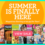 Thumbnail image for Magazine Subscription Sale | Prices Start at $2.99
