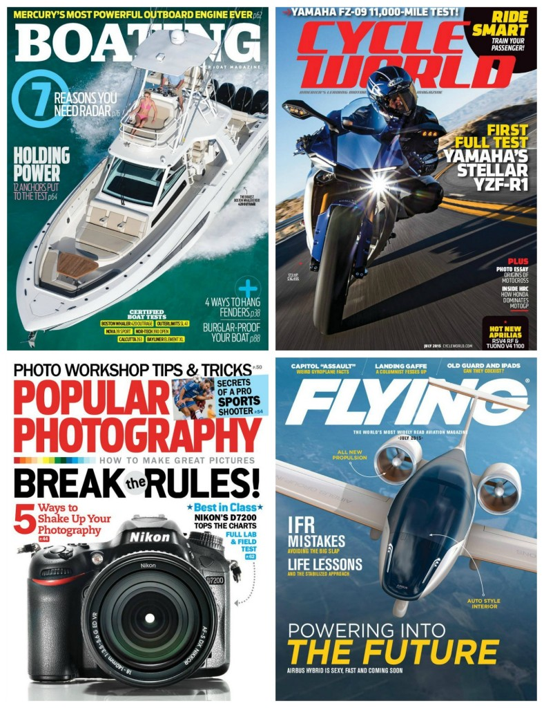 popular photography magazine deal