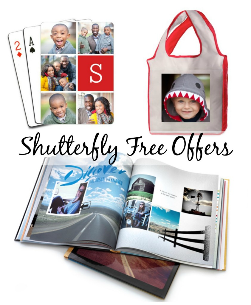 shutterfly free coupon code offers