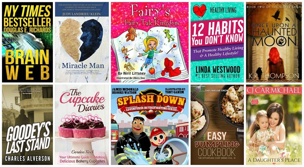 10 Free Kindle Books 7-15-15