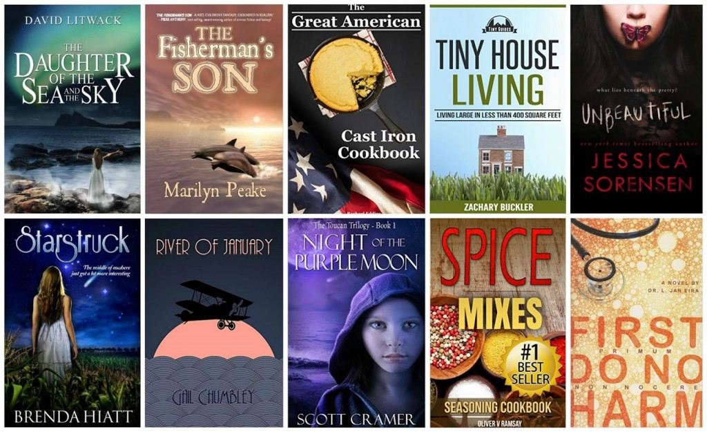 10 Free Kindle Books 7-26-15