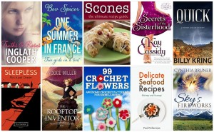 10 Free Kindle Books 7-4-15
