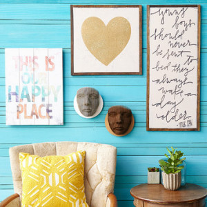 on the gallery wall zulily