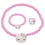 Thumbnail image for Hello Kitty 3 Piece Jewelry Set for $3.79 Shipped