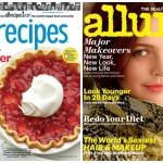 Thumbnail image for All Recipes and Allure Magazine Deals